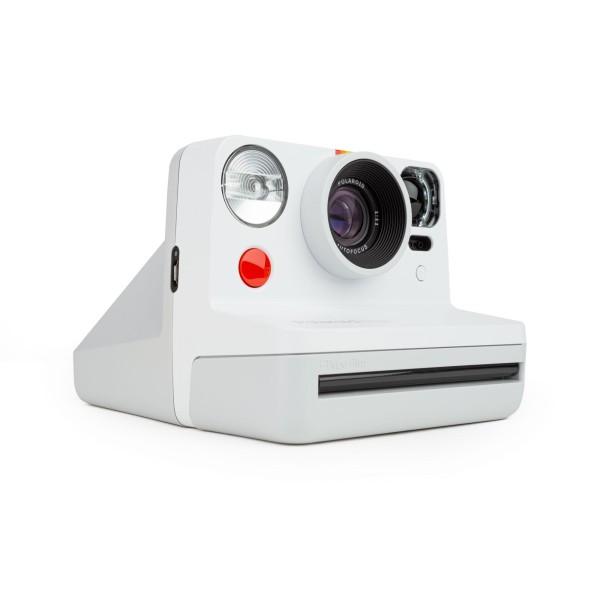 Polaroid Now Sofortbildkamera Weiß