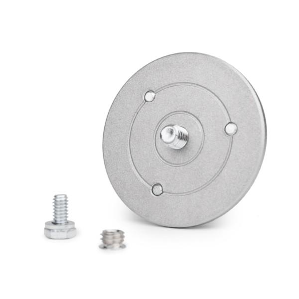 Manfrotto 400PL-LOW Schnellwechselplatte 3/8 & 1/4