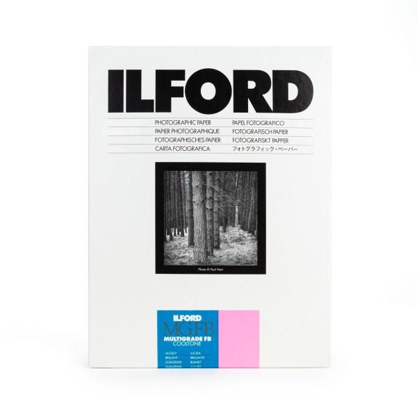 Ilford Multigrade FB Cooltone 1K glossy 24 x 30,5 cm 50 Blatt