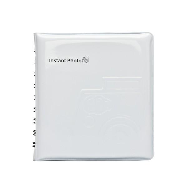 Fotoalbum Jelly für Fuji Instax Mini weiß
