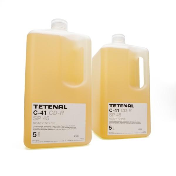 Tetenal C-41 CD-R SP45 Farbentwickler Regenerator