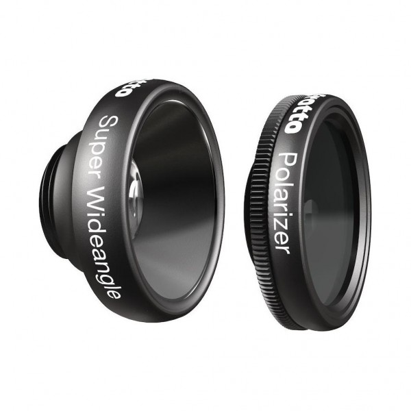 B-Ware Manfrotto Kylp+ Power Lens Kit Polarizer