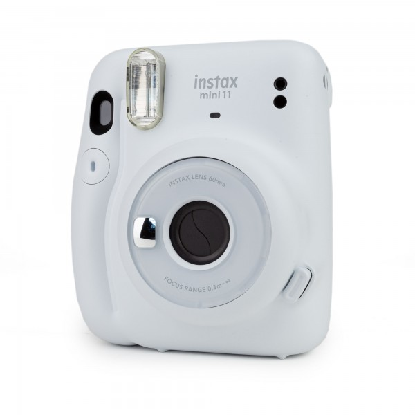 Fuji Instax Mini 11 Sofortbildkamera ice white