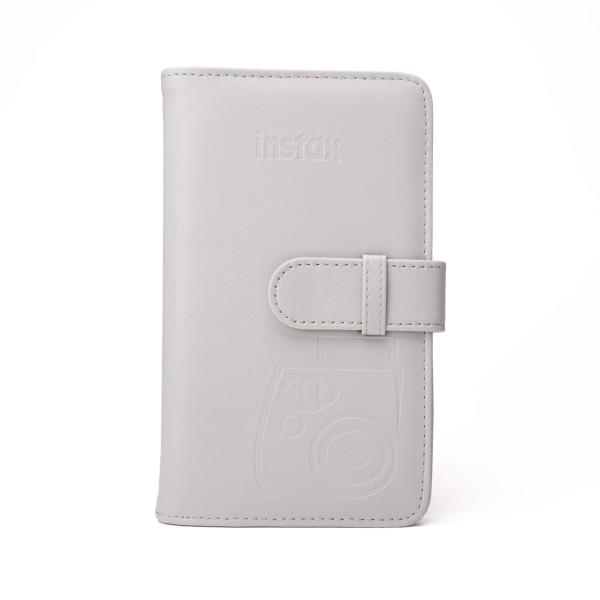 Fuji La Porta Pocketalbum für Instax Mini Bilder smoky weiß