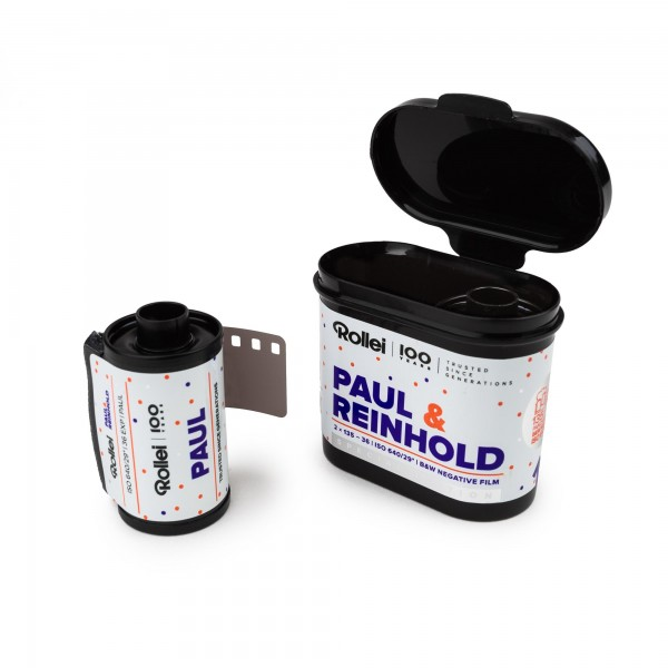 Rollei Paul & Reinhold 640 135-36 Twin-Pack