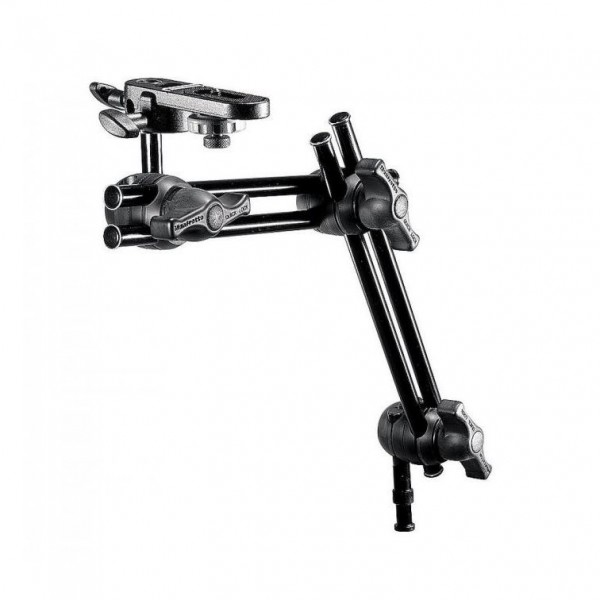 B-Ware Manfrotto 396B-2 DOUBLE ARM 2 SECT W/CAM:BKT