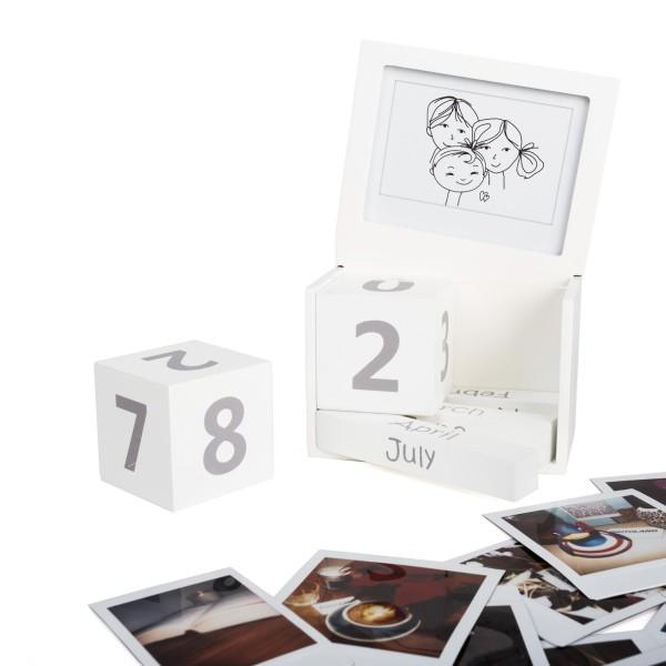 Fuji Instax Cube Kalender Wide