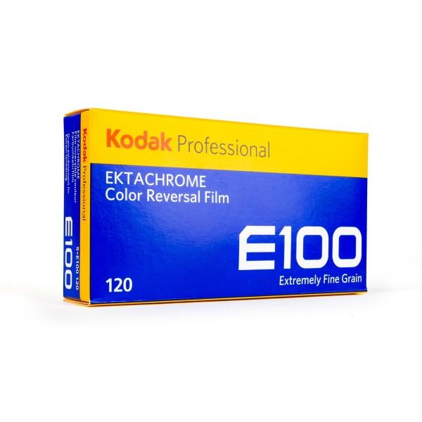 Kodak Ektachrome E100 120 5er