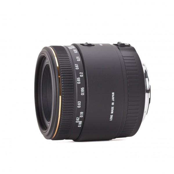 Sigma 50 mm f2.8 EX DG Macro Makroobjektiv mit Festbrennweite für Sony