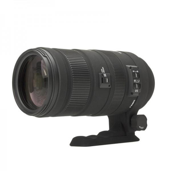Sigma 120-400 Super Tele Megazoom Zoomobjektiv F4,5 5,6 DG OS HSM Sony