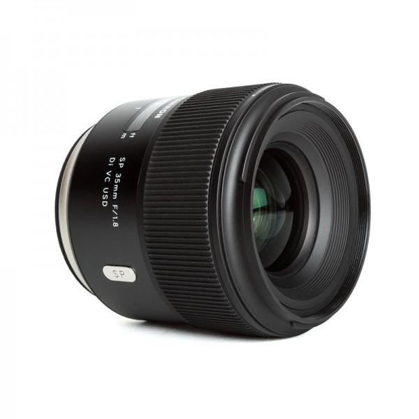 Tamron SP 35mm f1.8 Di VC USD Objektiv für Canon