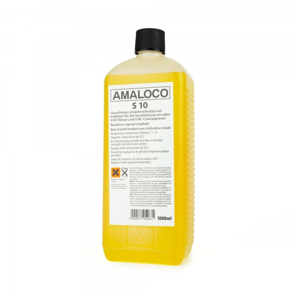 AMALOCO Stoppbad S 10 1000ml -geruchlos-
