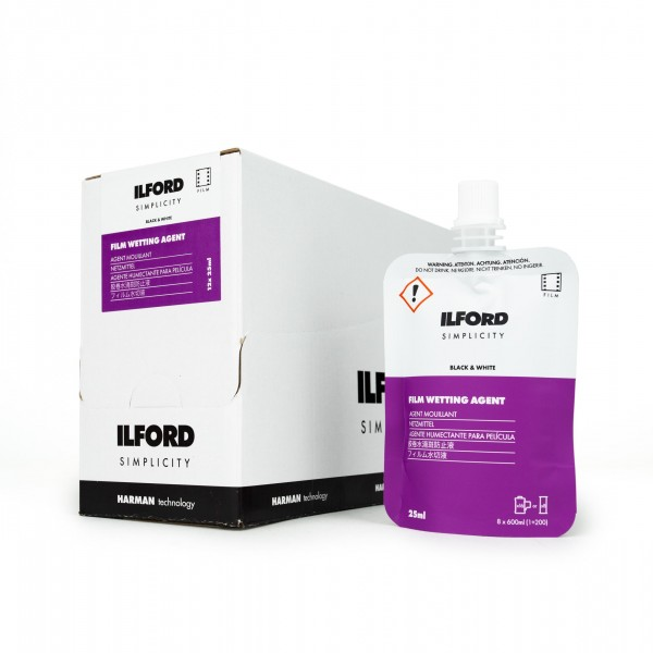 Ilford Simplicity Netzmittel Dealer 12x25ml