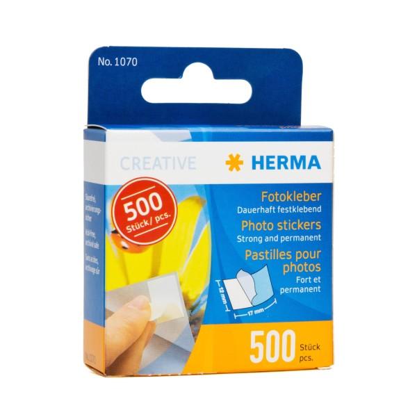 Herma 1070 Fotokleber 500 Stück