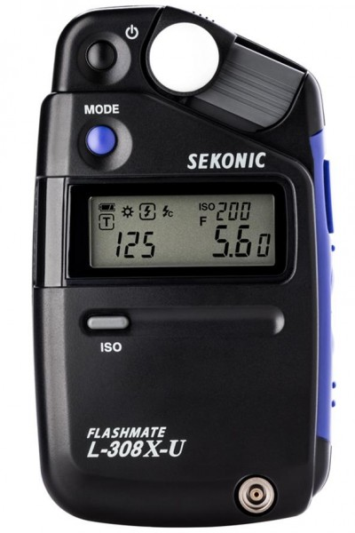 Sekonic FLASHMATE L-308X Belichtungsmesser