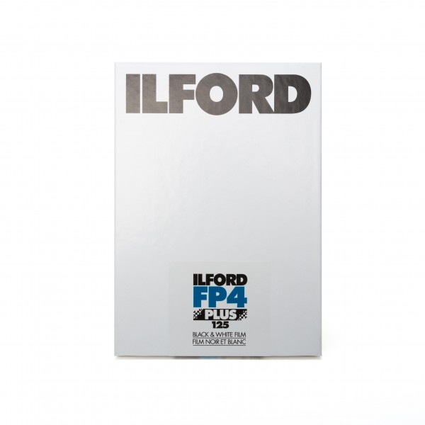 "Ilford FP4 Plus 125 5x7"" 25 Blatt"