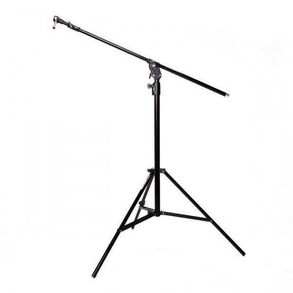 Manfrotto 420NSB Combo Boom Stand schwarz