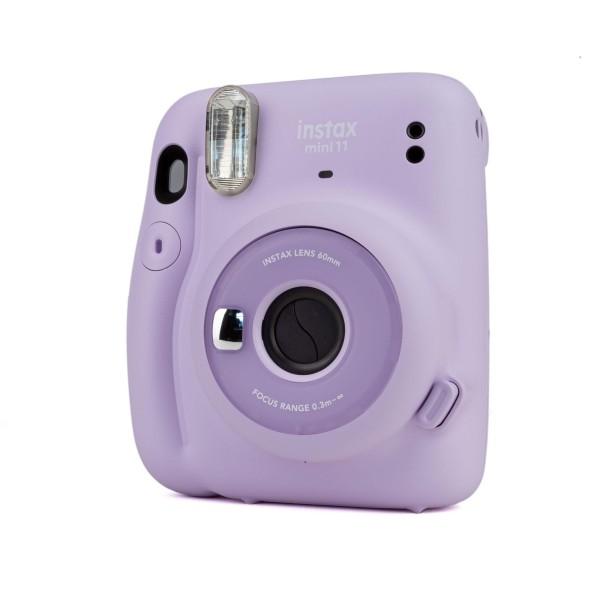 Fuji Instax Mini 11 Sofortbildkamera lilac purple