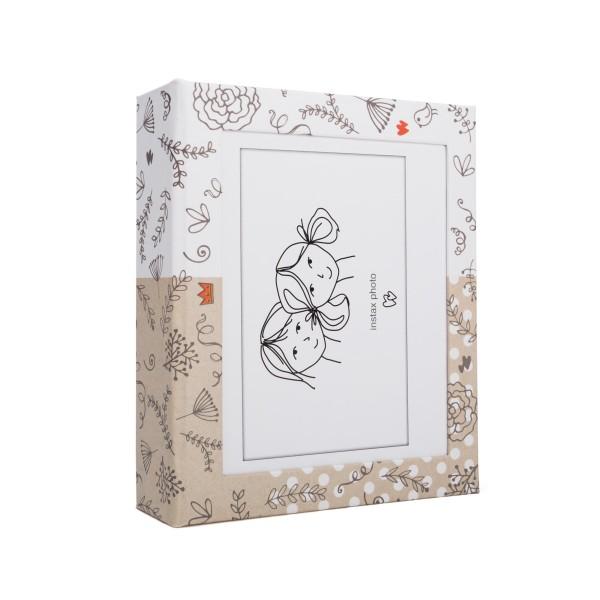 Fuji Instax Wide Pocketalbum Ornaments