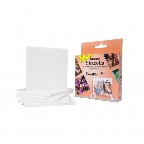 Fuji Shacolla Box Square 10,2x10,2cm 5er Pack