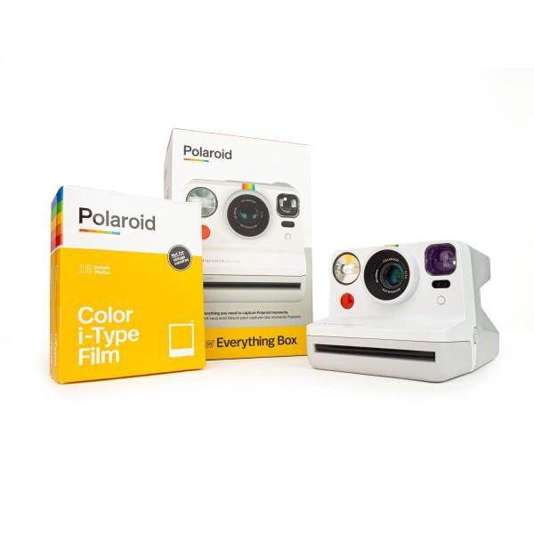 Polaroid Everything Box Now Weiß (White)