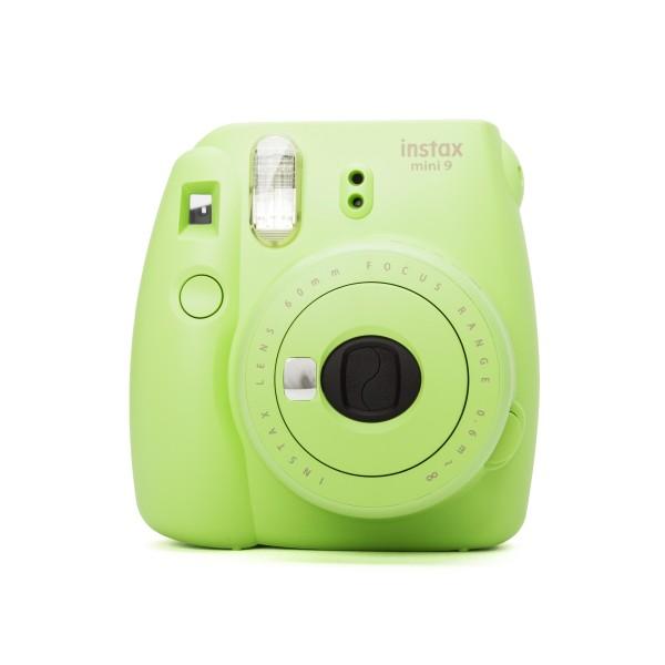 Fuji Instax Mini 9 Sofortbildkamera Lime Grün