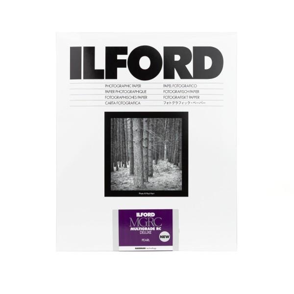 Ilford Multigrade V 44M RC DeLuxe pearl 24 x 30,5 cm 50 Blatt