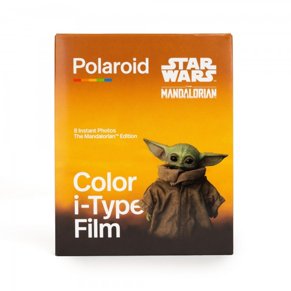 Polaroid I-Type Color - Mandalorian Edition - 8 Bilder