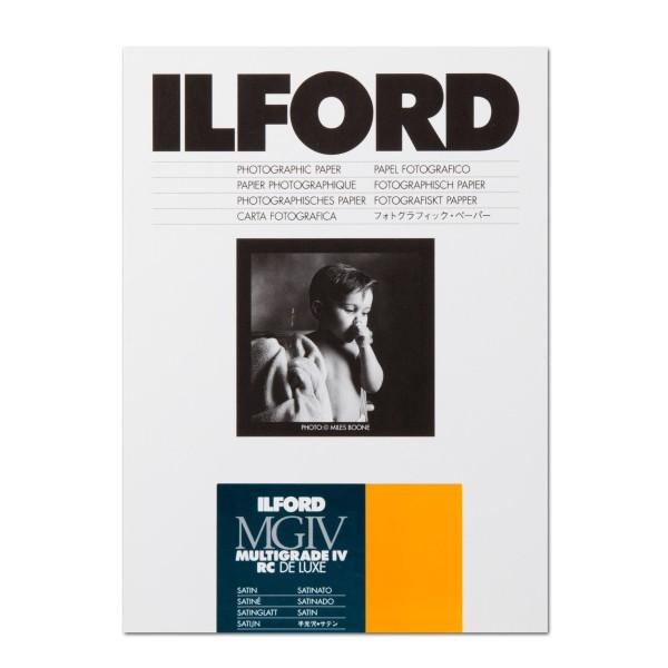 Ilford Multigrade IV 25M RC satin 17,8 x 24 cm 25 Blatt