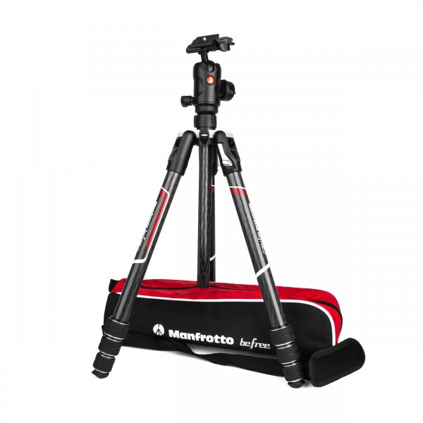 Manfrotto Befree GT Carbon Kit Twist