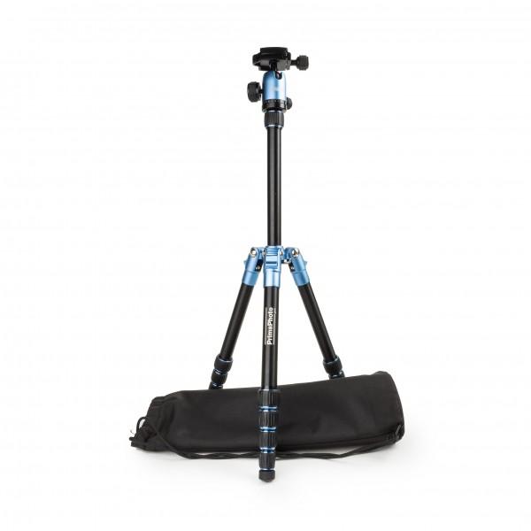 B-Ware PrimaPhoto Travel Tripod Kit Small Blue