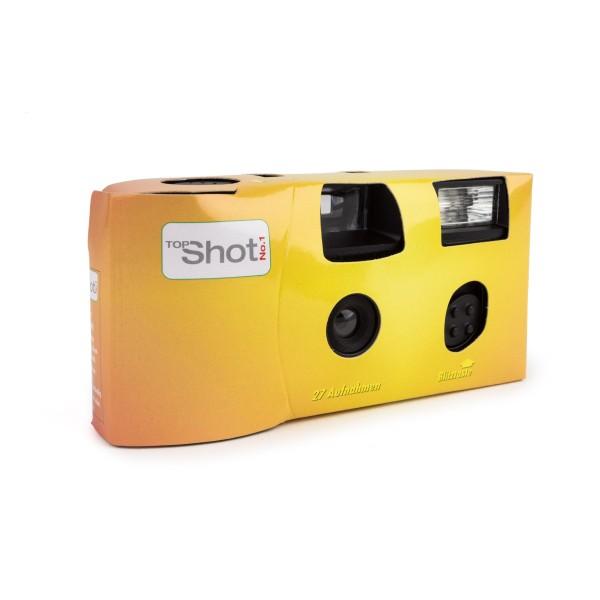 Einwegkamera TopShot 400 27 -rot-