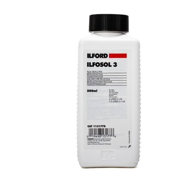 Ilford Ilfosol 3 500ml