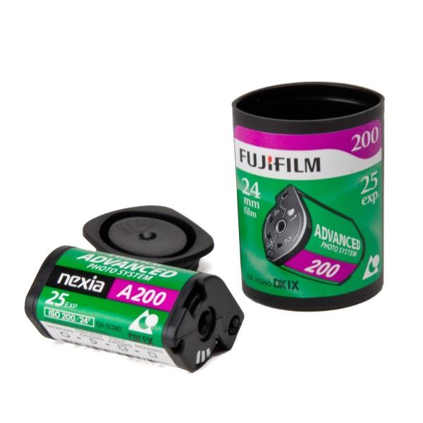 Fujifilm NEXIA APS FILM ISO 200-25