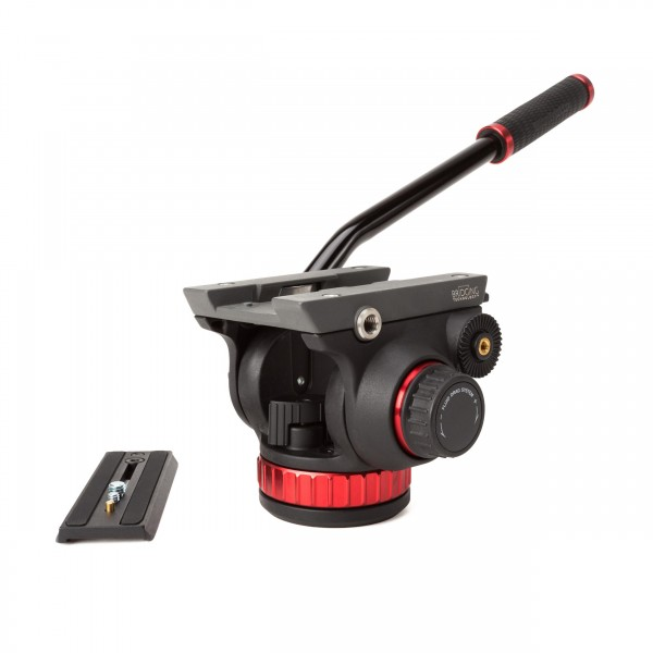 Manfrotto MVH502AH Pro Fluid-Video-Neiger