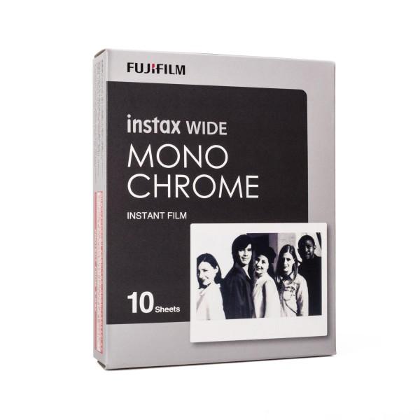 Fuji Instax EP Wide Monochrome 10 Blatt