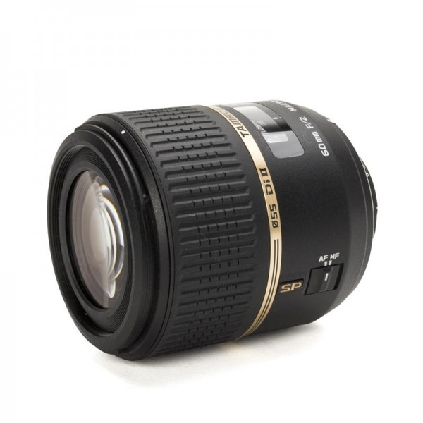 Tamron 60mm Sony SP AF F 2.0 Makro Objektiv Sony A-Mount