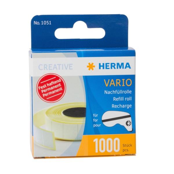 Herma 1051 Vario Nachfüllrolle 1000 Stück
