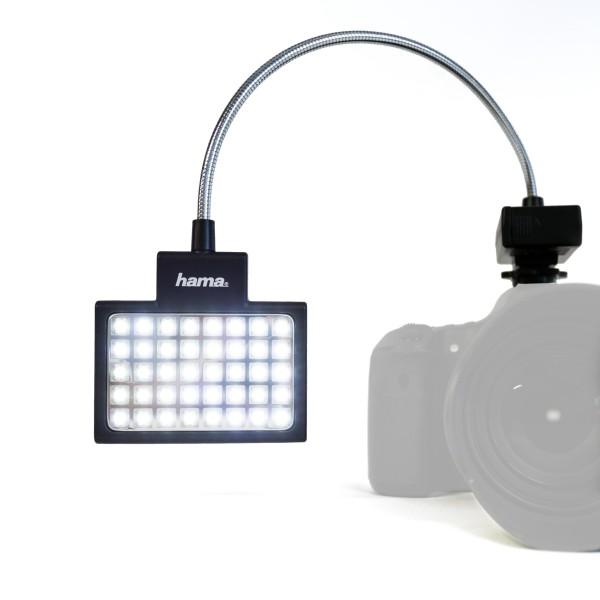 "Hama LED-Foto-/Video-Slim-Panel ""40"" Leuchte"