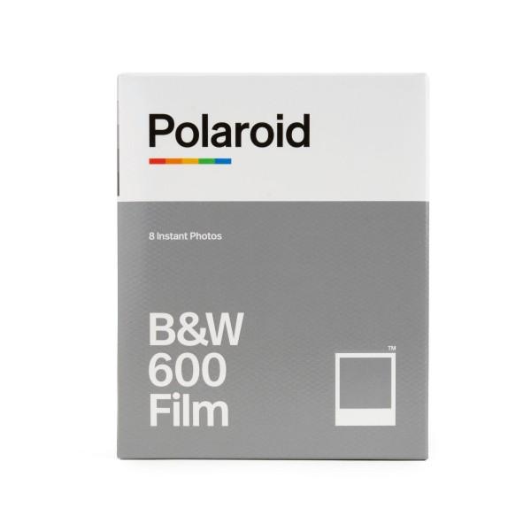 Polaroid 600 Schwarz/Weiß