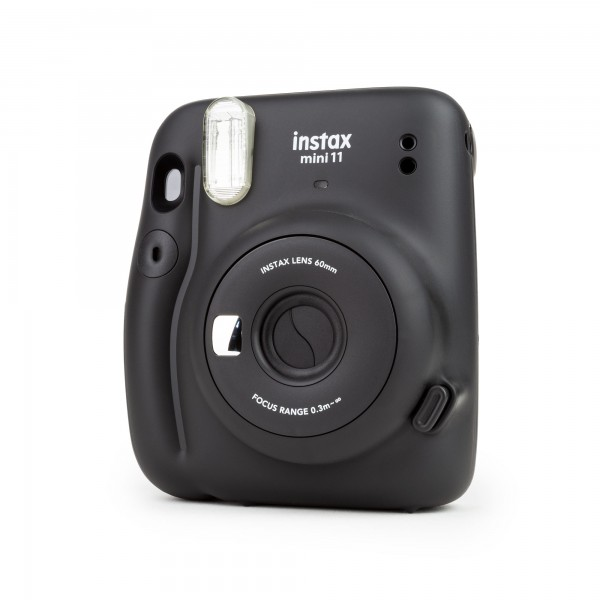 Fuji Instax Mini 11 Sofortbildkamera charcoal-gray