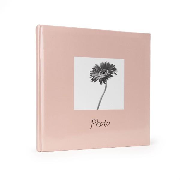 """Jumbo Fotoalbum """"Susi Pastell"""", -rosa- 30x30 cm, 100 Blatt weiß"""