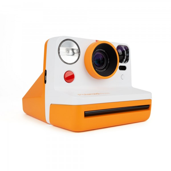 Polaroid Sofortbildkamera Now Orange (orange)