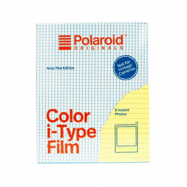 Polaroid I-Type Color, -Note This-, 8 Bilder