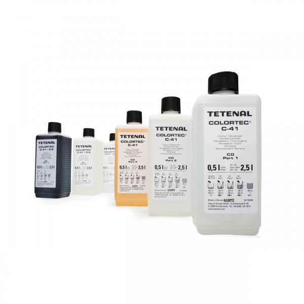 Tetenal Colortec C-41 Kit für 2,5L