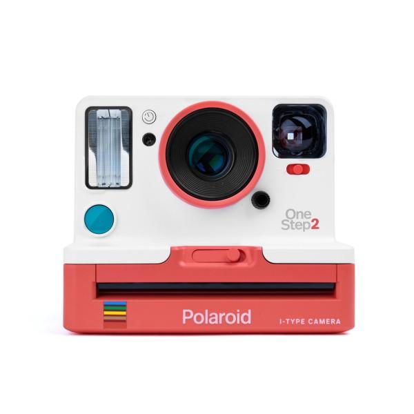 Polaroid Onestep 2 VF Kamera coral