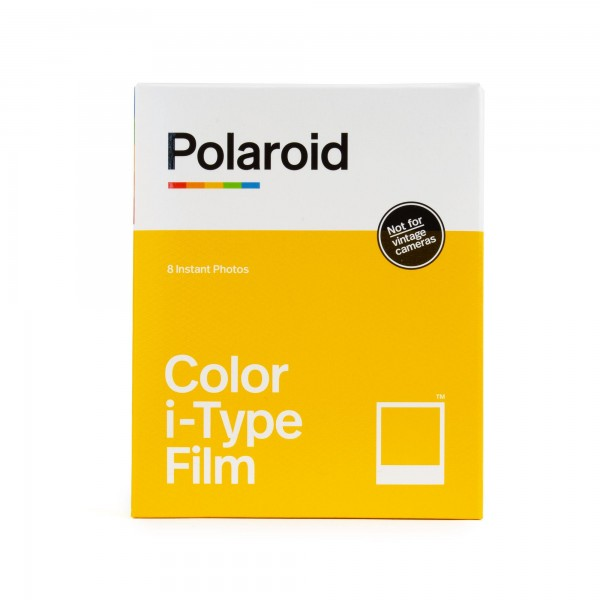 Polaroid I-Type Color, 8 Bilder