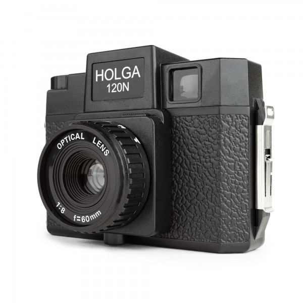 HOLGA 120 N Kamera für 120er Rollfilm schwarz