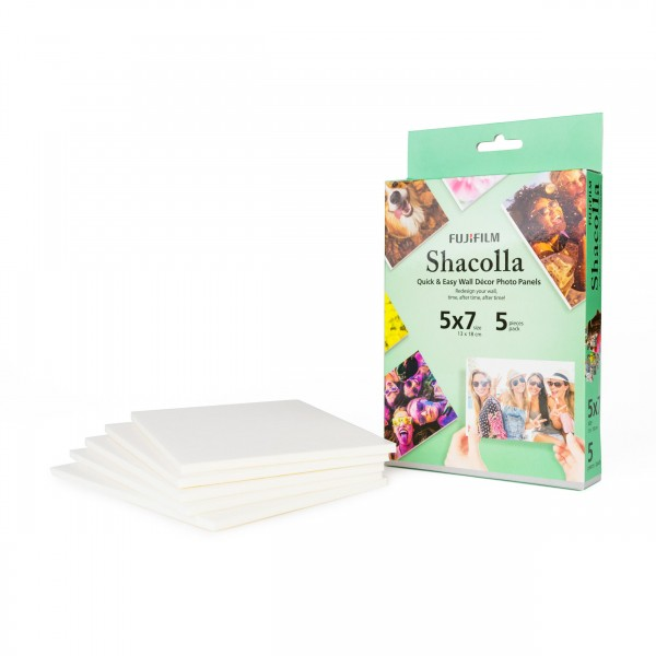 "Fuji Shacolla Box 5x7"" 12,7x17,8cm 5er Pack"