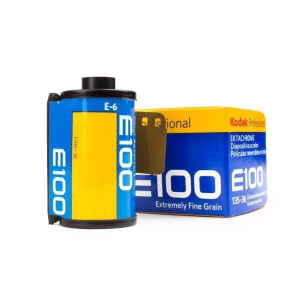 Kodak Ektachrome E100 135-36